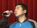 《寻找好声音》专业课培训北京站 张彬演唱《出卖》