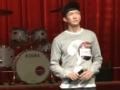 《寻找好声音》专业课培训北京站 孔成成演唱《东山顶上》