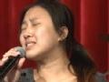 《寻找好声音》专业课培训北京站 李优美演唱英文歌曲