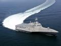 美国航母与濒海战斗舰齐集新加坡幕后玄机