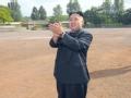 朝鲜举国庆祝太阳日 金正恩两周来首露面