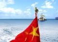 中国的海权危机.