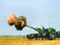 外媒体关注中国自行火炮