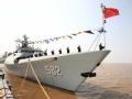 外媒关注中国新型海军潜艇接连入役
