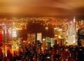 换个高度游香港