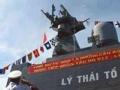 越南现役最强护卫舰访问中国