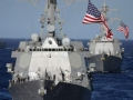 美15万大军把守第一与第二岛链防中国