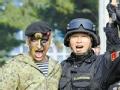 中俄军演进入实兵演习阶段