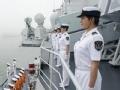 中俄海上联合军演圆满结束