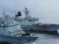 中国军舰正常远洋活动再引日本紧张