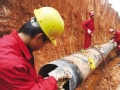 中缅天然气管道开始向中国通气