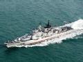 """海上利器 中国海军俄制""""现代级""""驱逐舰"""