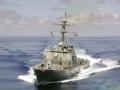 海上利器 美军斯普鲁恩斯级导弹驱逐舰