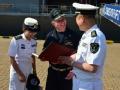 中美海军罕见联合演习