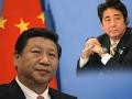G20峰会;习近平与安倍简短交谈