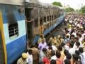 有胆你就来印度 开往德里的火车