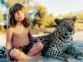 与野兽为伴的小女孩 蒂皮