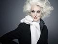 永恒的美丽:82岁女超模一生坎坷几多传奇