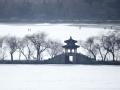 北京的冬天 追时髦
