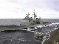 中国军情 与我舰在南海相遇的美海军考本斯号巡洋舰