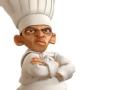 有请老大 这个厨师特别帅