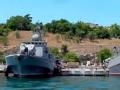 危局乌克兰 黑海重地塞瓦斯托波尔