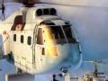 中国军情 辽宁舰新年首次出海,预警直升机上舰