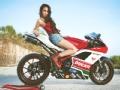 骑车回巴黎 神秘的伊朗女孩