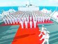 外媒猜测中国海军规模2020年前将超过美国