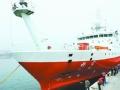 中国科考船在冲绳海槽遭日方阻碍