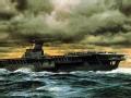 日本超级航母信浓号覆灭记