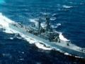 俄罗斯镇国重器 彼得大帝号核动力巡洋舰