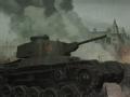 """志愿军英雄 """"人民英雄坦克""""215号"""