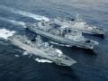 中国军情之中国海军派先进战舰深入虎穴
