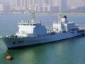 中国军情 中国最先进补给舰成功下水