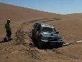 阿拉善沙漠挑战赛勘路纪实(二)