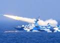 解放军四大海域同时军演 近海防御亟待加强