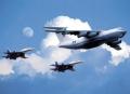 中国军情 外媒猜伊尔-78加油机将助力中国空军