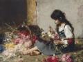 上海首富哈同和他的卖花女老婆