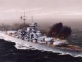 猎杀大西洋饿狼俾斯麦号