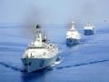 中国海军编队首访伊朗引关注