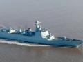 052D可比世界最强导弹驱逐舰