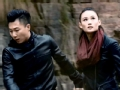 《极速前进中国版第一季片花》李安琪上演绝壁飞车 李小鹏高空吊环险崩溃