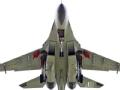 美称30架歼11拦不住一架F22