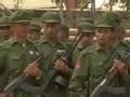 缅北战事再起缅政府军遭袭击