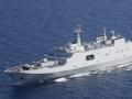 中国最新两栖舰亮相 美军很担忧