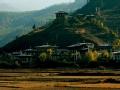 幸福山谷 不丹
