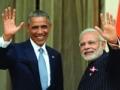 争执过后 奥巴马终于看成了印度阅兵式