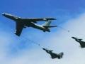 中国军情 日本欲借打击中国加油机瘫痪中国空军