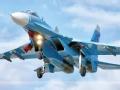 冤家聚头 俄罗斯苏27与美国F15